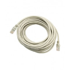 Câble ethernet RJ45 20m CAT 5E UTP