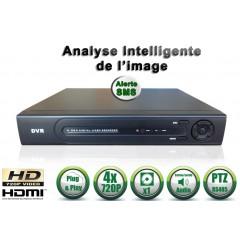 Enregistreur DVR / HVR 16 canaux FULL D1 h264