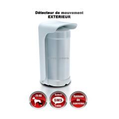 Détecteur de mouvement extérieur immunité animaux sans fil 868 mhz PIR bi-directionnel MFprotect