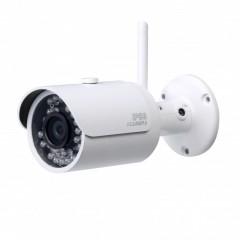 Caméra DAHUA tube WIFI IP de vidéosurveillance 3MP vision nocturne 30m / Blanc