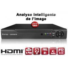 Enregistreur HVR 16 canaux FULL D1 h264