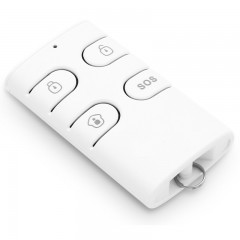 Télécommande 4 boutons - accessoire alarme MFprotect O3 & CHUANGO