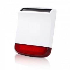 Sirène flash solaire extérieur - accessoire alarme MFprotect O3 & CHUANGO