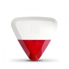 Sirène flash intérieur / extérieur - accessoire alarme MFprotect O3 & CHUANGO