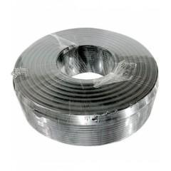 LOT de 10x Câble KX6 + alimentation 2G0.5 noir sous blister de 50 mètres soit un total de 500m