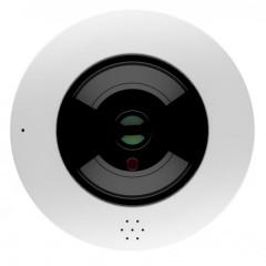Caméra FISHEYE 360° IP POE Capteur SONY 12MP IR 20m H265