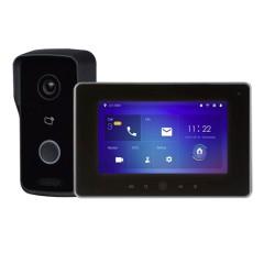 Kit de Portier vidéo IP WiFi + ECRAN