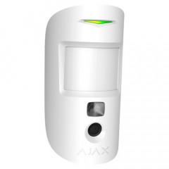 Détecteur de mouvement avec prise de photo sans fil immunité animaux pour alarme AJAX HUB 2 - Ref : MotionCam