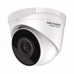 Dôme IP anti-vandal IR 30M ONVIF HIKVISION POE 4 MegaPixels - HWI-T241H - Caméra de vidéo surveillance IP