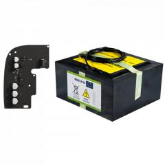 Module alimentation AJAX HUB2 + Batterie 7 Mois